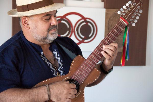 Levi Ramiro, por Carlos Caravita 1